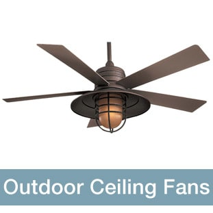 MinkaAire Outdoor Ceiling Fans