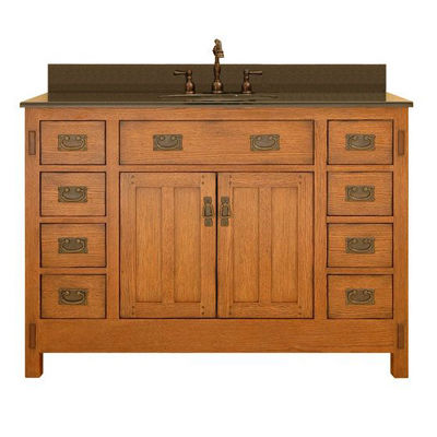 "Shop All Sagehill Designs 48"" Vanities!"