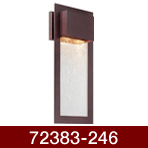 The Great Outdoors 72383-246 Wall Sconce