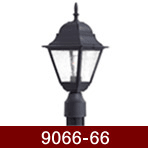 The Great Outdoors 9066-66 Post Light
