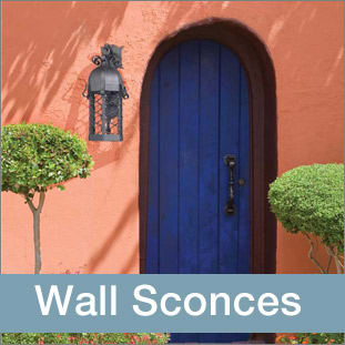 The Great Outdoors Wall Sconces