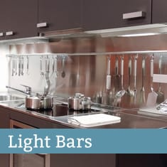 Shop WAC Lighting Under Cabinet Light Bars at Build.com