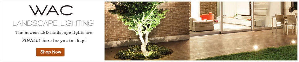 WAC Lighting LED Landscape Lights