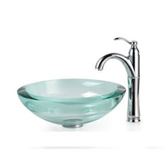 Bathroom Sink and Faucet Combos