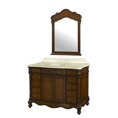 Shop Bathroom Antique Style Vanity