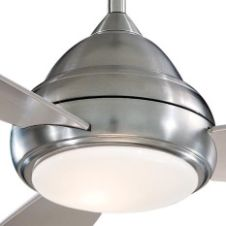Nickel Ceiling Fans