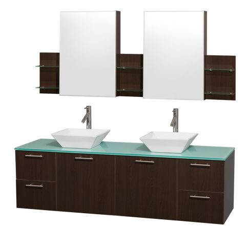 Shop all Wyndham Collection vanity sets.