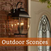Shop Quoizel Outdoor Wall Sconces
