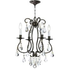 Crystorama Lighting Group 5014-CL-MWP