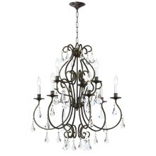 Crystorama Lighting Group 5019-CL-MWP