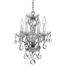 Crystorama Lighting Group 5534-CL-MWP
