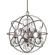 Crystorama Lighting Group 9025-CL-MWP