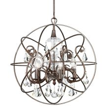 Crystorama Lighting Group 9026-CL-MWP