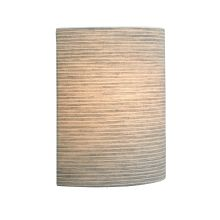 LBL Lighting Fiona Wall 75W Pewter