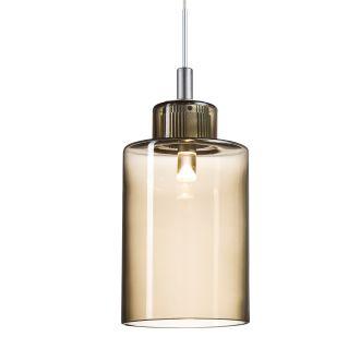 Forecast Lighting 190291065 Smoked A La Carte Smoked Glass