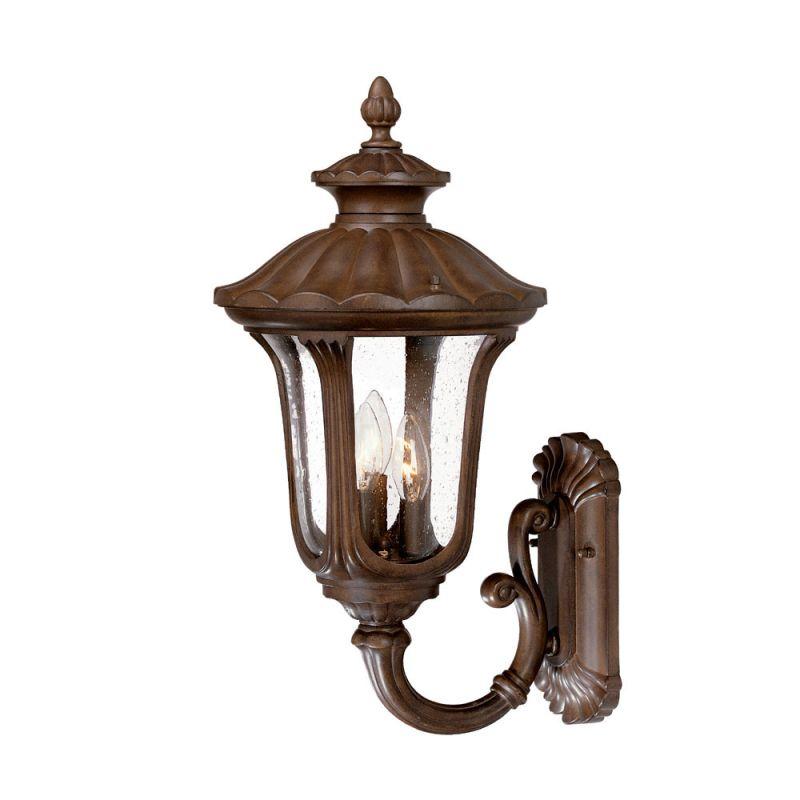 Acclaim Lighting 3861bw Burled Walnut Augusta 3 Light 22 5