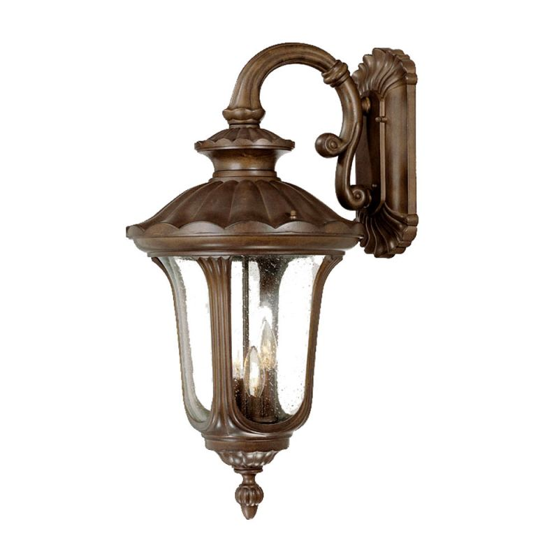 Acclaim Lighting 3862bw Burled Walnut Augusta 3 Light 22 5