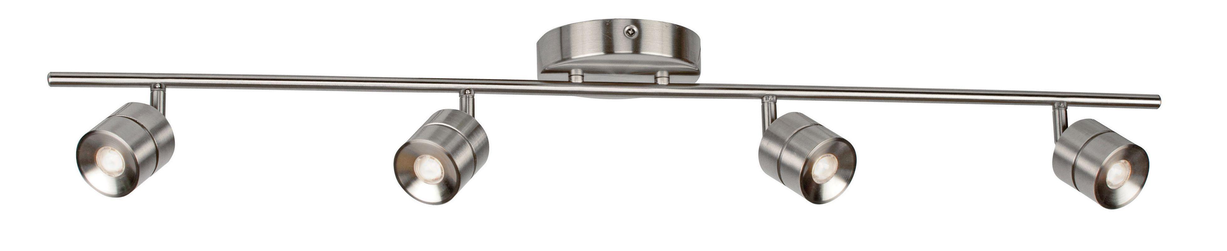 AFX CRRF4300L30SN Satin Nickel 4 Light LED Energy Star Fixed Track Light Kit