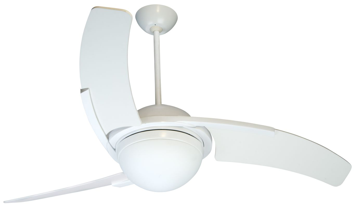 Craftmade Ju54w3 White 54 Quot 3 Blade Indoor Ceiling Fan