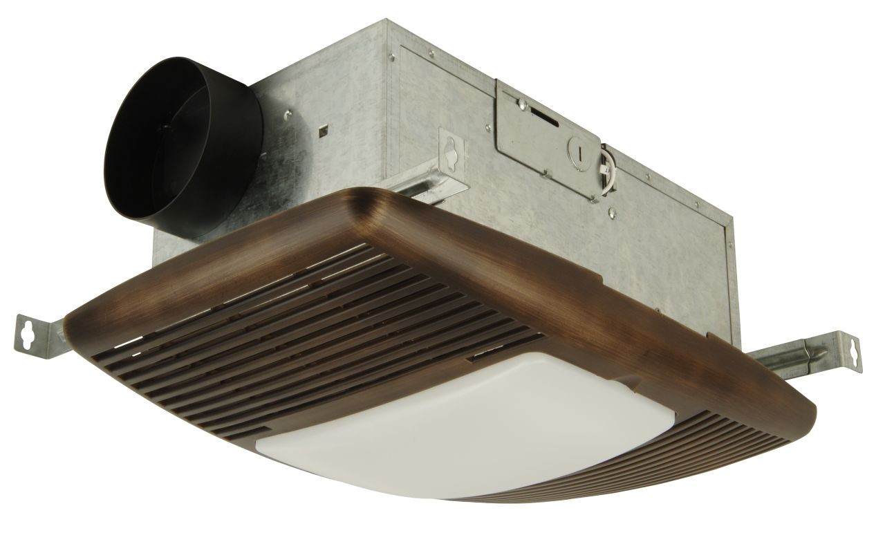 Craftmade Tfv70hl1500 Bz Bronze 70 Cfm Bath Vent Heater Light