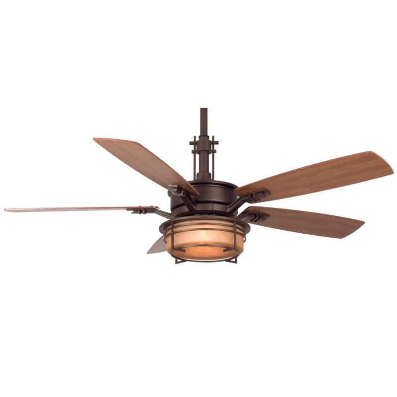 fp5220ob oil rubbed bronze 54 5 blade ceiling fan blades light kit. Black Bedroom Furniture Sets. Home Design Ideas