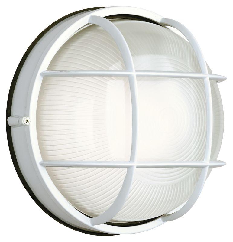 Forecast Lighting F9039681N Matte White 1 Light 10 Wide