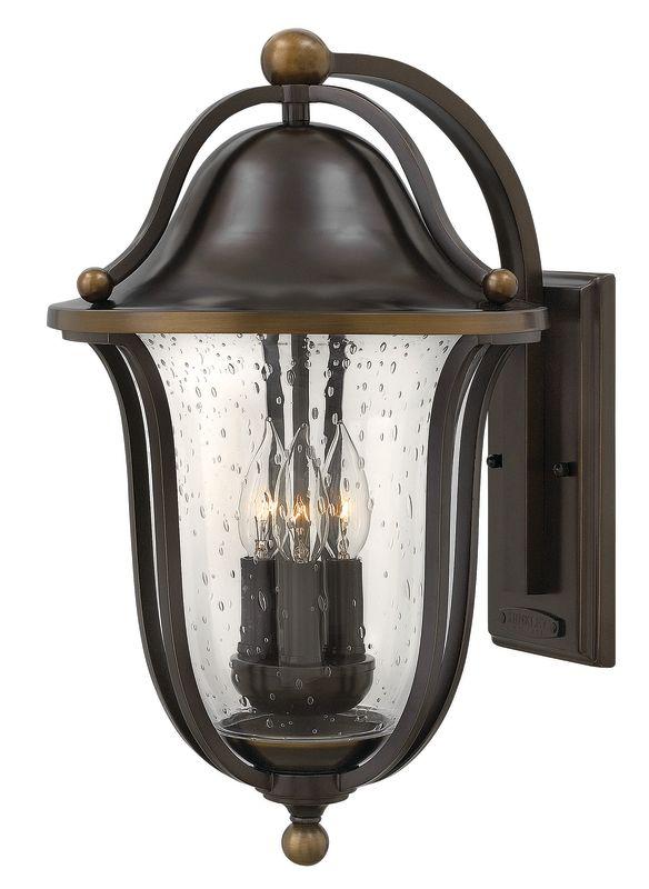 Hinkley Lighting 2645ob Olde Bronze 3 Light Outdoor
