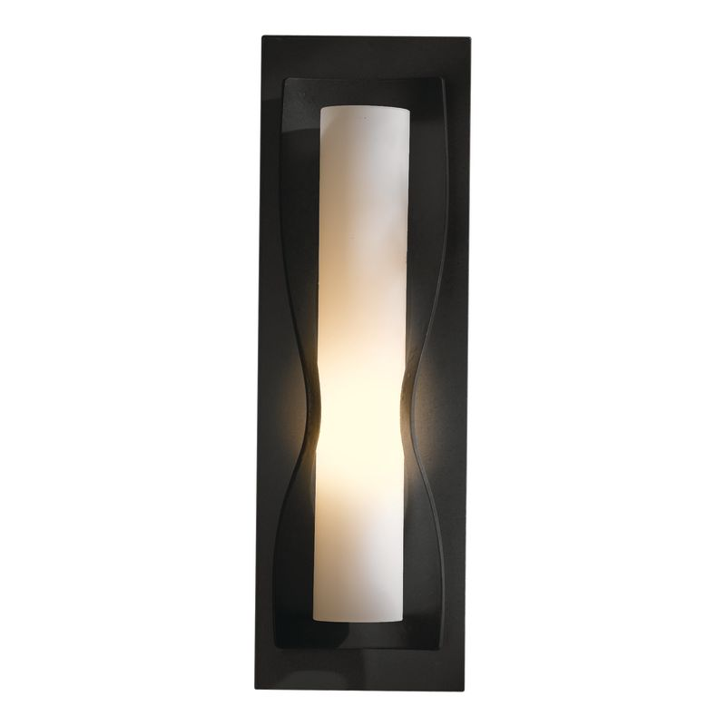 hubbardton forge 204790 10 black 1 light 25 watt ada compliant direct