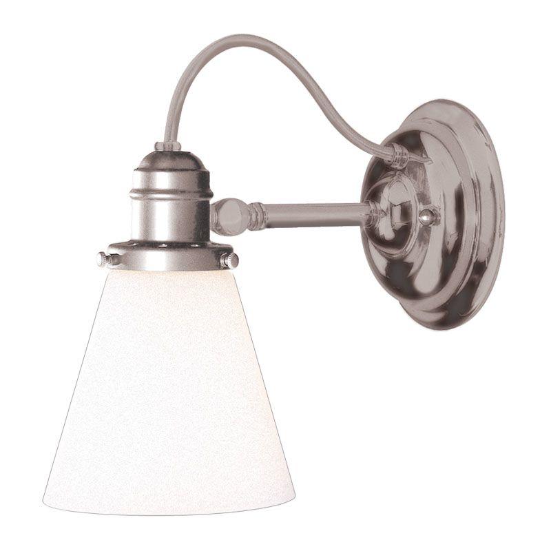 Hudson Valley Lighting Bulbs: Hudson Valley Lighting 2341-SN Satin Nickel Single Light
