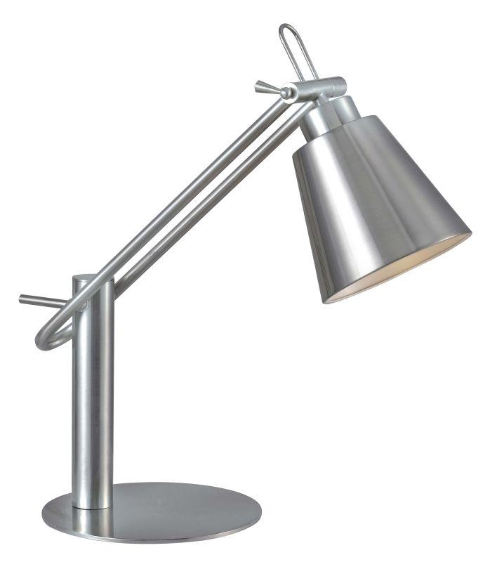 Kenroy Home 32004bs Brushed Steel Nelson 1 Light Swing Arm