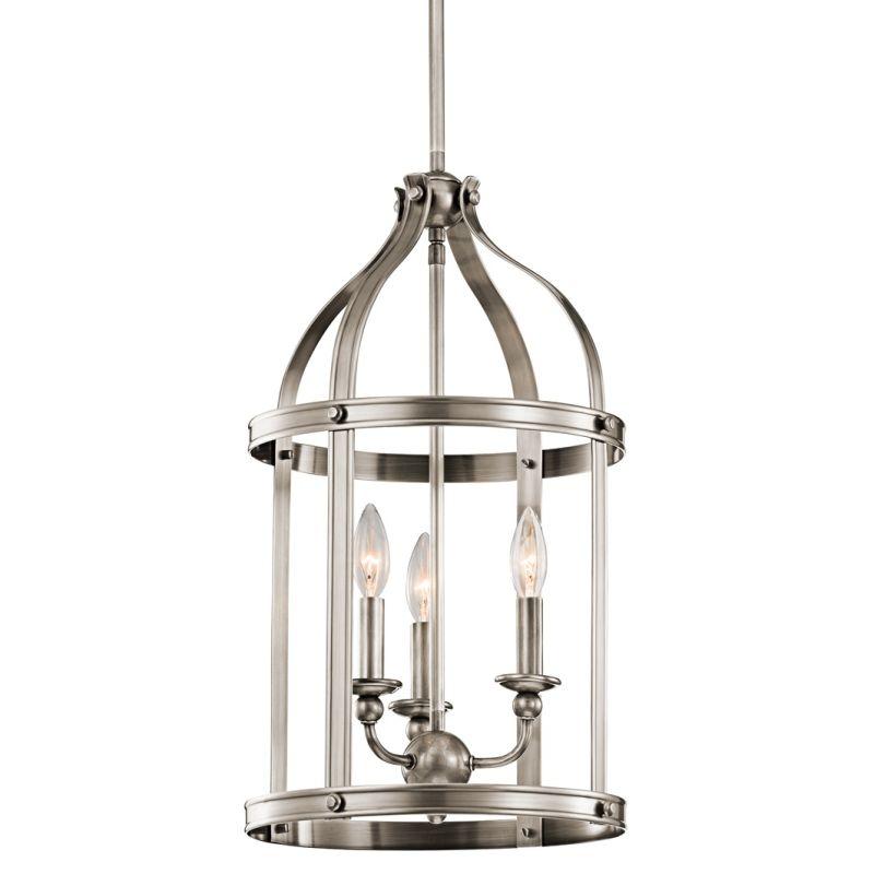 Kichler Landscape Lighting Warranty : Kichler clp classic pewter steeplechase bulb indoor