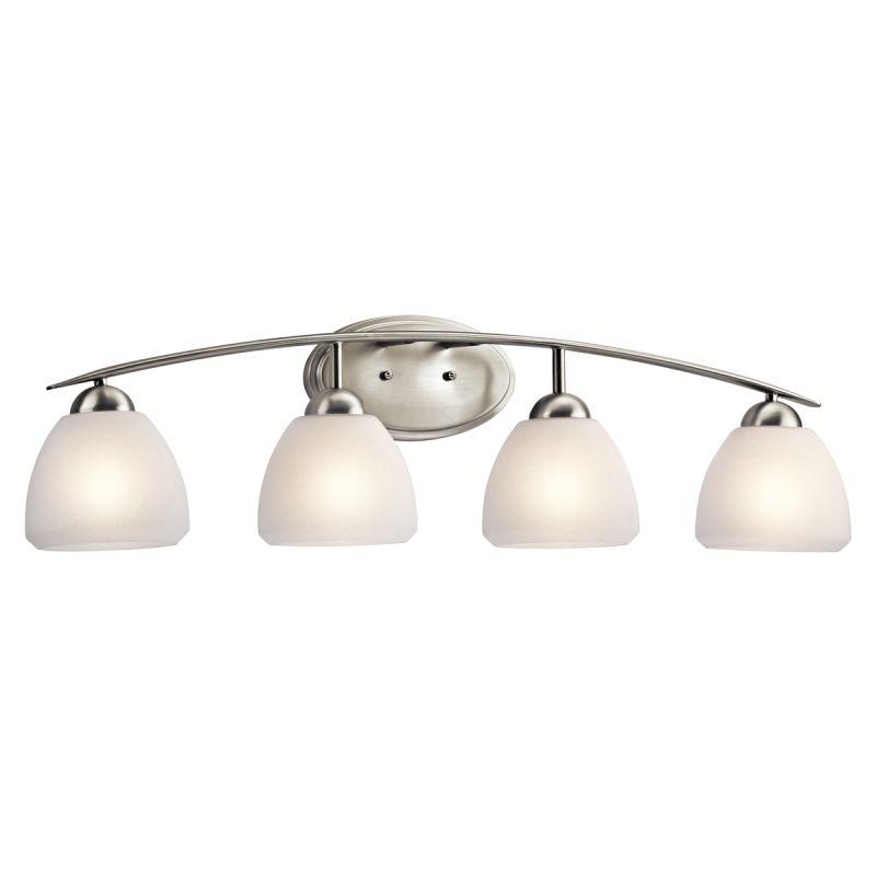 Kichler 45120NI Brushed Nickel Calleigh 4 Light 35