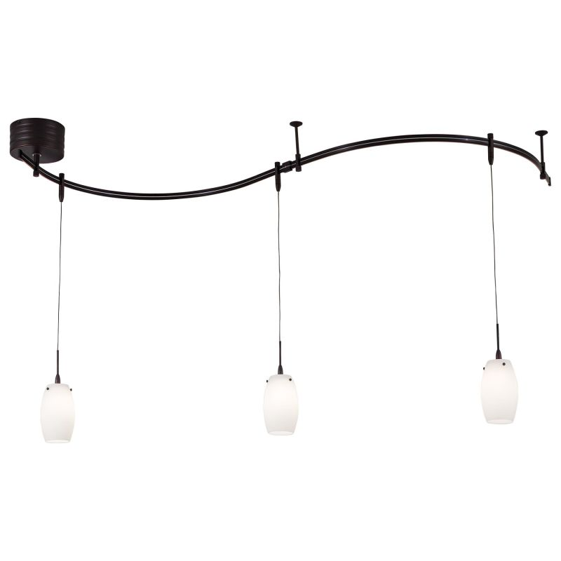 Kovacs P8003-1-467 Sable Bronze Patina 3 Light