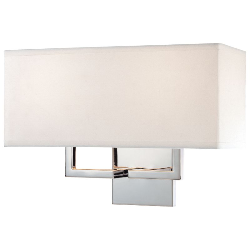 What Height Wall Sconces : Kovacs P472-077 Chrome 2 Light 11