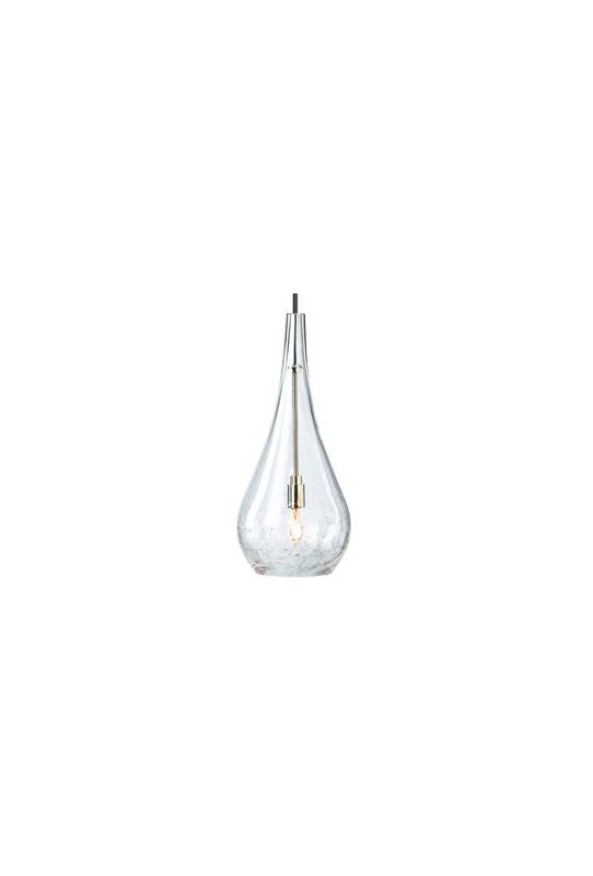 Lbl lighting hs467cr clear single light tear shaped mini for S shaped track lighting