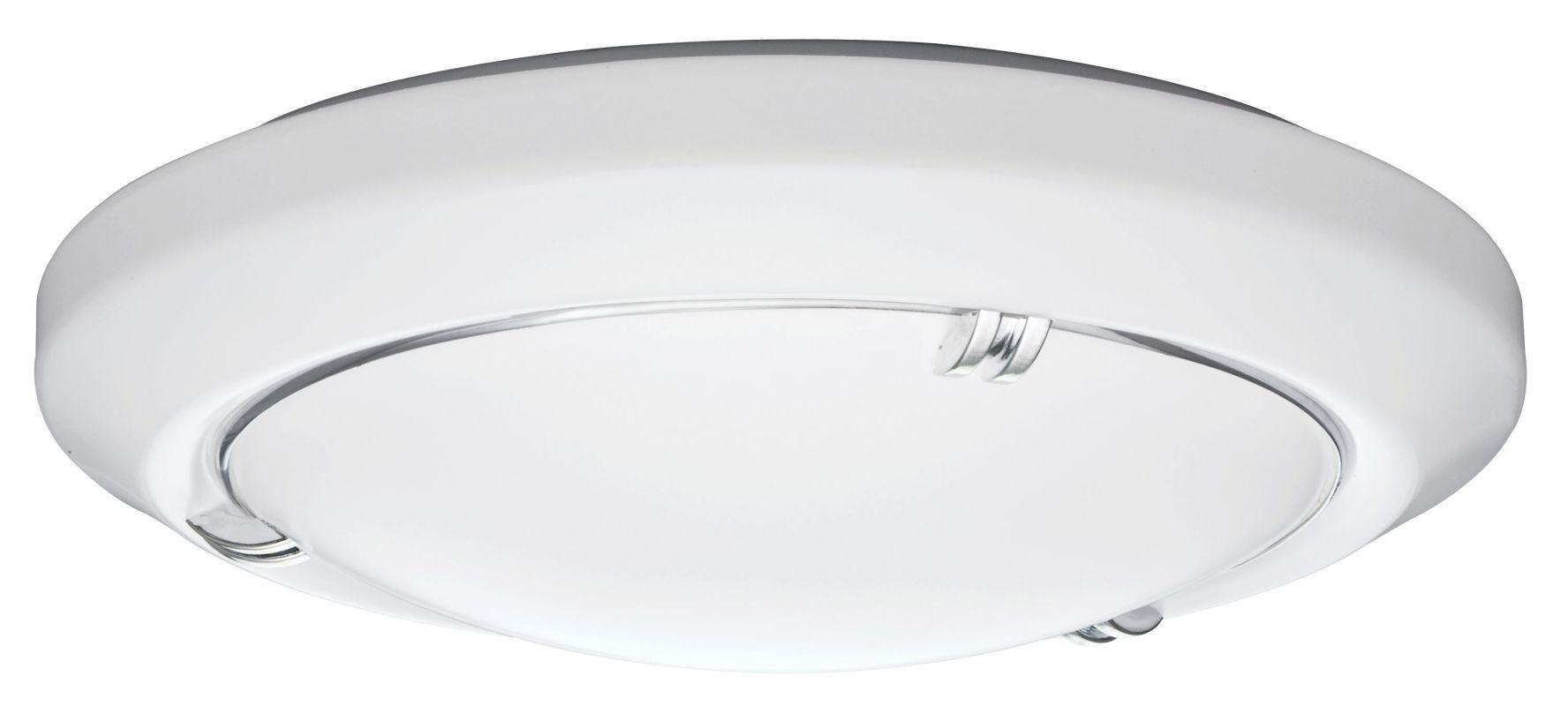 lithonia lighting fmvell 14 20830 kr m4 white vela 14 flush mount. Black Bedroom Furniture Sets. Home Design Ideas