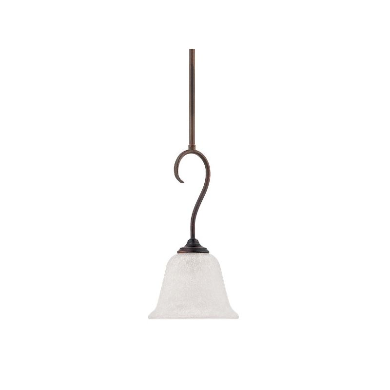 Lighting Cleveland: Millennium Lighting 1521-RBZ Rubbed Bronze Cleveland 1