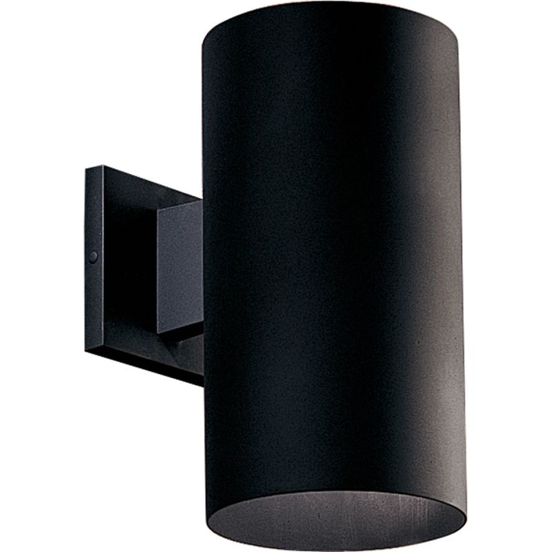 Progress Lighting P5641 31 30k Black Led Cylinder Outdoor