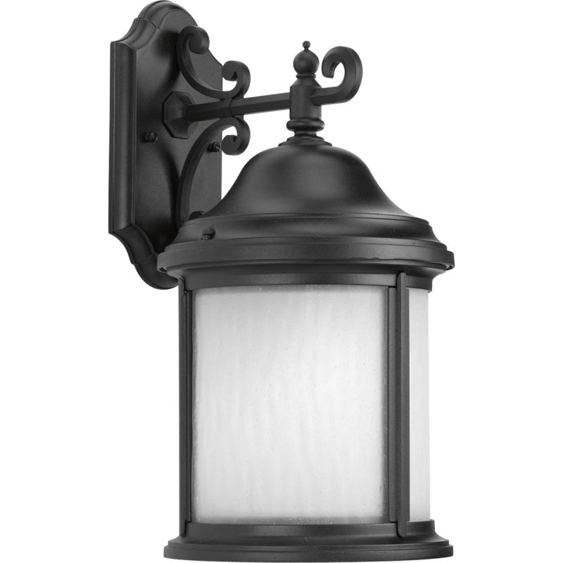 Progress Lighting P5875 31WB Black Ashmore 1 Light
