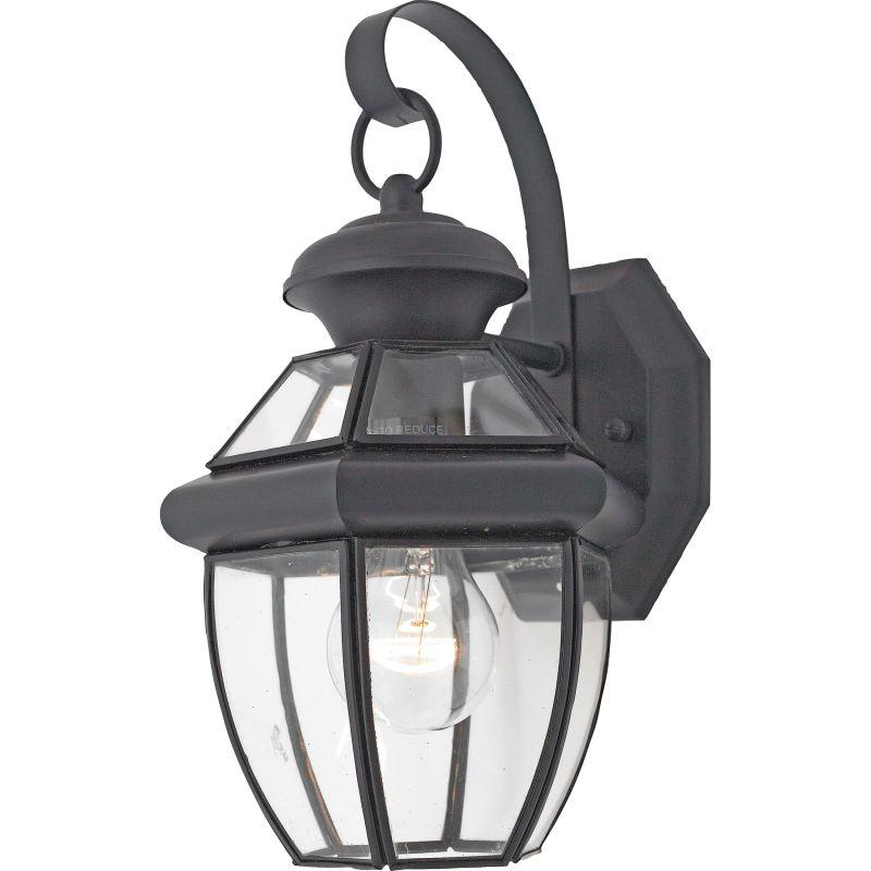 "Quoizel Outdoor Lighting Newbury: Quoizel NY8315AC Aged Copper Newbury 1 Light 13"" Tall"