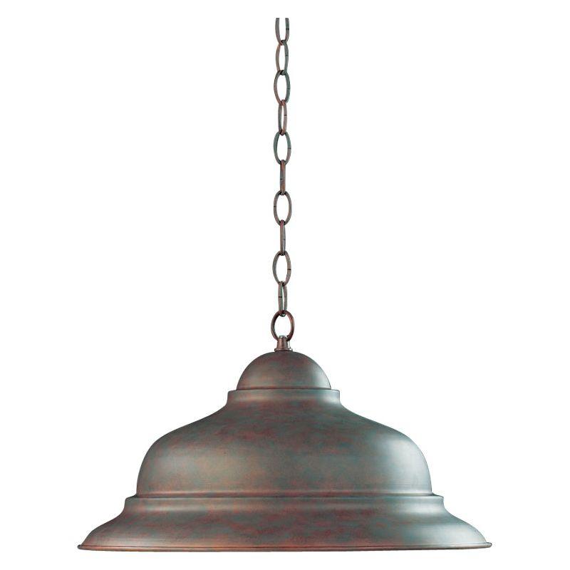 Quorum International 6820-33 Cobblestone 1 Light Barn