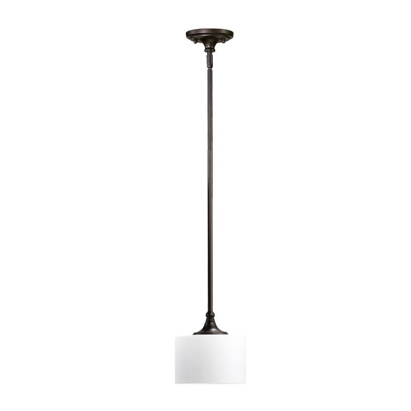 Quorum International 3090-86 Oiled Bronze Rockwood 1 Light
