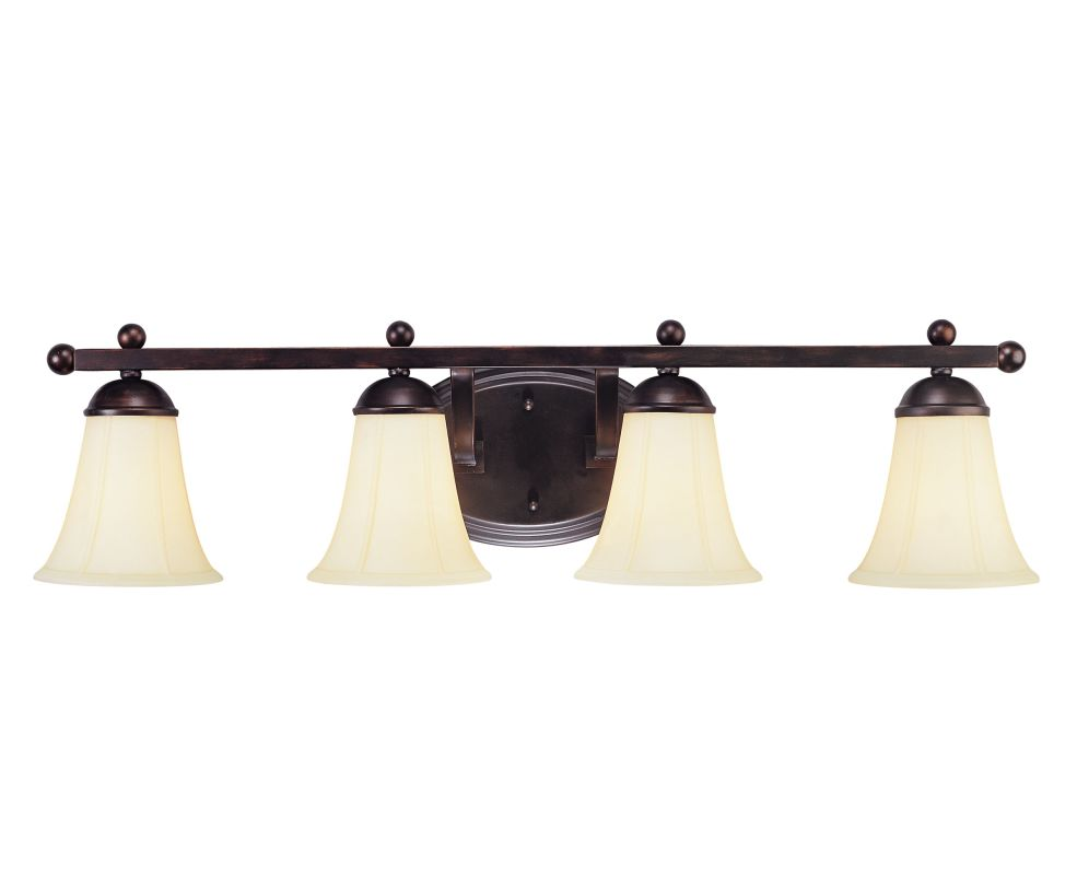 Savoy house 8 6907 4 13 english bronze 4 light wide for 4 light bathroom fixture