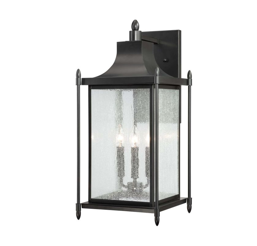 Savoy House 5 3453 Bk Black Dunnmore 3 Light 23 5 Quot Tall