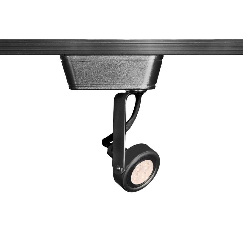 WAC Lighting JHT 180LED BK Black Low Voltage LED Track Head For J Track Syste