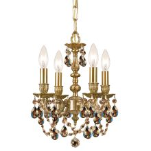 Crystorama Lighting Group 5504-GT-MWP