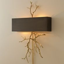 Twig 2 Light Hardwired Wall Sconce