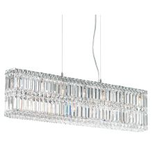 "35 1/2"" Wide 13 Light Chandelier from the Quantum Collection"