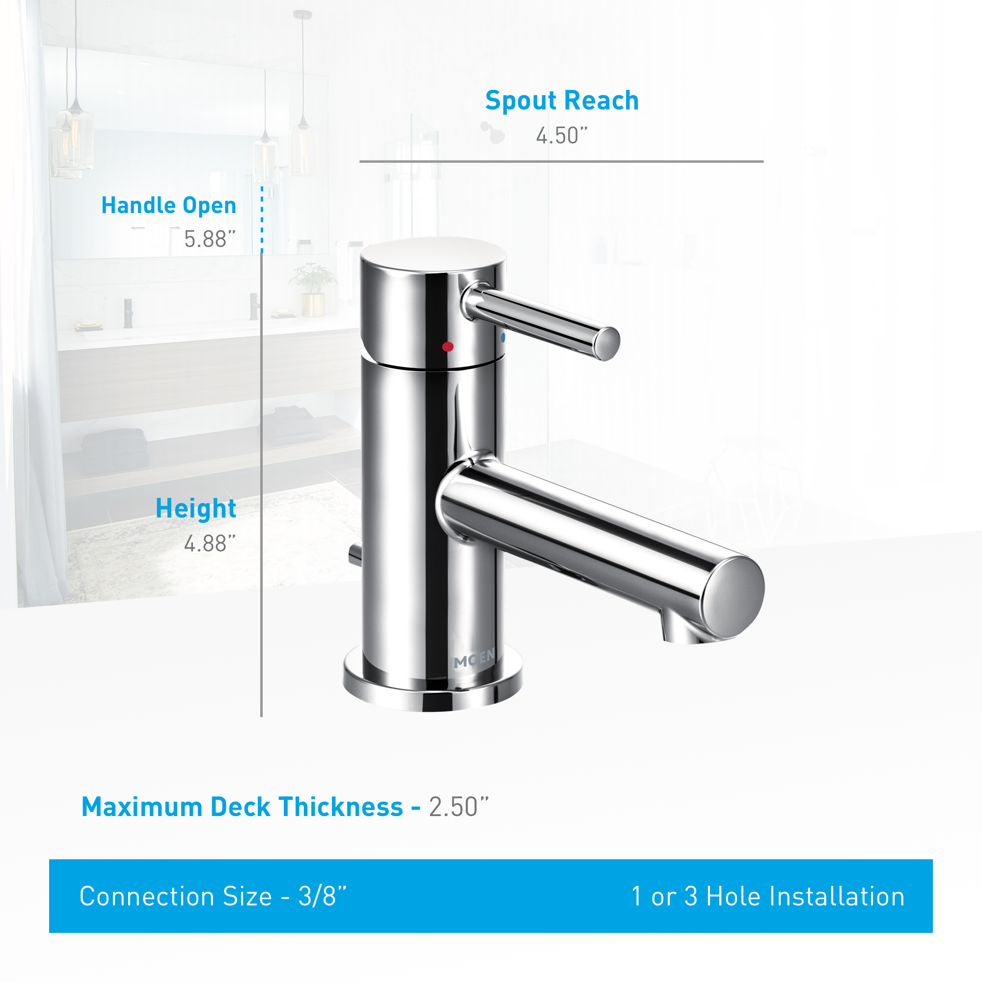 Moen 6191 Bathroom Faucet Build Com
