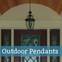 Outdoor Pendants